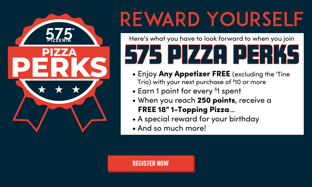 Pizza Perks