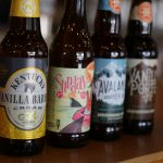craft beers at 575 Pizzeria